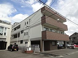 滋賀県大津市打出浜の賃貸アパートの外観