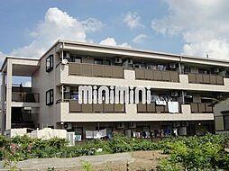リンピア堀田[3階]の外観