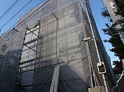 千葉県市川市平田2丁目の賃貸アパートの外観