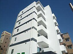 シャルテ堀切[4階]の外観