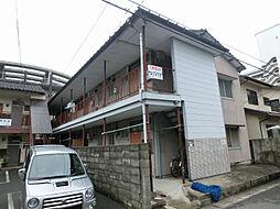福岡県北九州市小倉北区片野2丁目の賃貸アパートの外観