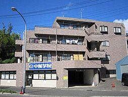 神奈川県横浜市旭区中白根1丁目の賃貸マンションの外観