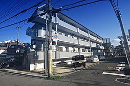 大阪府柏原市平野1丁目の賃貸マンションの外観