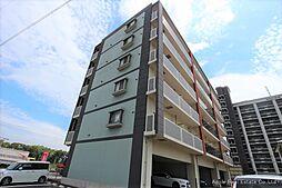 福岡県北九州市戸畑区三六町の賃貸マンションの外観