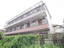 千葉県柏市吉野沢の賃貸マンションの外観