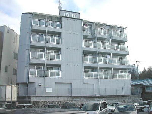 シティパレス富雄南[3階]の外観