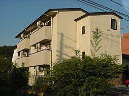 京都府京都市山科区上野御所ノ内町の賃貸マンションの外観