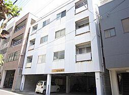 広島県呉市朝日町の賃貸マンションの外観
