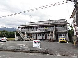 松田アパート[1階]の外観