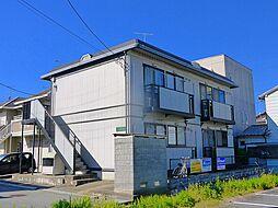 京都府木津川市加茂町里南古田の賃貸アパートの外観