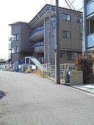 神奈川県横浜市都筑区仲町台3丁目の賃貸マンションの外観