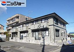 コーポラスR[2階]の外観
