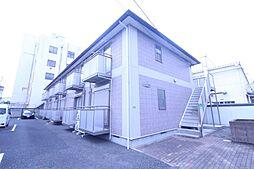 神奈川県平塚市東八幡4丁目の賃貸アパートの外観
