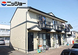 [タウンハウス] 三重県鈴鹿市野町東2丁目 の賃貸【/】の外観