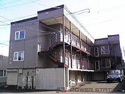 リバティヒル[3階]の外観