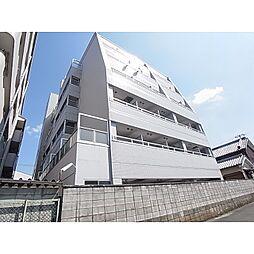 奈良県大和高田市西三倉堂の賃貸マンションの外観