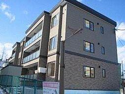 北海道札幌市南区澄川六条9丁目の賃貸アパートの外観