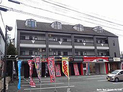 福岡県中間市通谷6丁目の賃貸アパートの外観