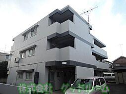 相模原第一ハウス[3階]の外観