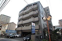 広島県広島市西区南観音4丁目の賃貸マンションの外観
