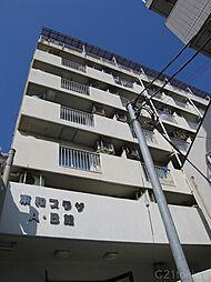 東和プラザC館[3階]の外観