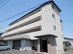 エクセル山崎[3階]の外観