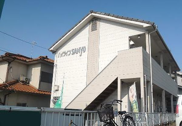 ハイライフSANYO 1階の賃貸【広島県 / 福山市】