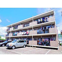 静岡県静岡市葵区羽鳥5丁目の賃貸マンションの外観
