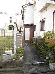 矢島ハイツ[1階]の外観