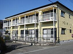 第3小島ハイツ[202号室]の外観