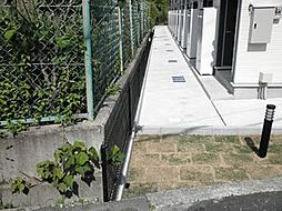 兵庫県赤穂市塩屋の賃貸アパートの外観