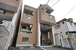 福岡県福岡市東区馬出1丁目の賃貸アパートの外観