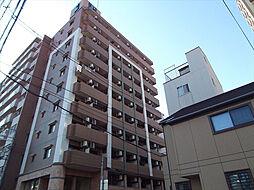 兵庫県神戸市兵庫区羽坂通3丁目の賃貸マンションの外観