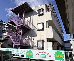 第6正田ビル[301号室]の外観
