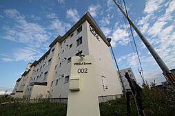PRISM Eniwa 002[401号室]の外観