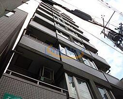 大阪府大阪市北区中崎3丁目の賃貸マンションの外観