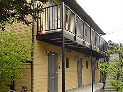 大阪府泉南郡熊取町桜が丘1丁目の賃貸アパートの外観
