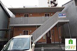 香川県高松市瓦町1丁目の賃貸アパートの外観