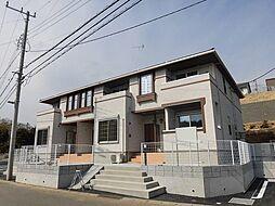 茨城県日立市日高町4丁目の賃貸アパートの外観