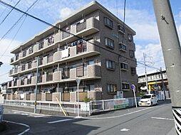 愛知県安城市横山町石ナ曽根の賃貸マンションの外観