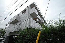 ネオ・ウィスタリア1[3階]の外観