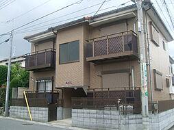 埼玉県さいたま市中央区本町東2丁目の賃貸アパートの外観