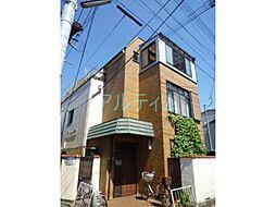京都府京都市東山区堤町の賃貸マンションの外観