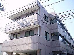 神奈川県横浜市緑区白山1丁目の賃貸マンションの外観