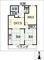 夢ハウス[1階]の間取り