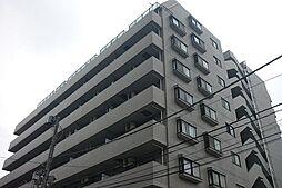 神奈川県平塚市明石町の賃貸マンションの外観