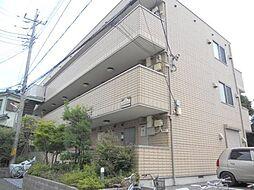 神奈川県茅ヶ崎市南湖1丁目の賃貸アパートの外観