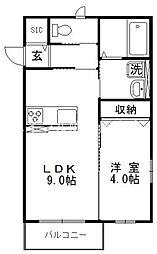 門田屋敷駅 4.9万円