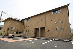 メゾン・アンソレイエ桜ケ丘[1階]の外観
