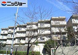 みゆきハイツA棟[2階]の外観